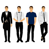 Collection. Men's Clothing.