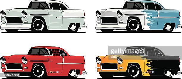 Coleção de'55 Chevys