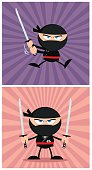 Collection of Angry Ninja - 10