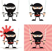 Collection of Angry Ninja - 5