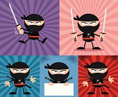 Collection of Angry Ninja - 7