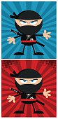 Collection of Angry Ninja - 9
