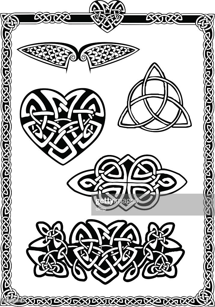 Collection of Celtic Art Pt1