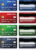 Collection of Credit Card Designs