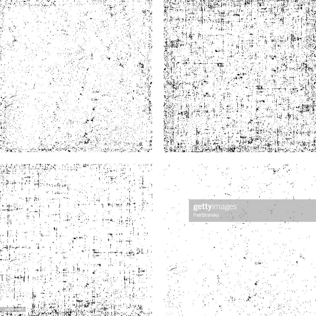 Collection of dirt grunge texture overlay any objects