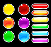 Collection of internet button