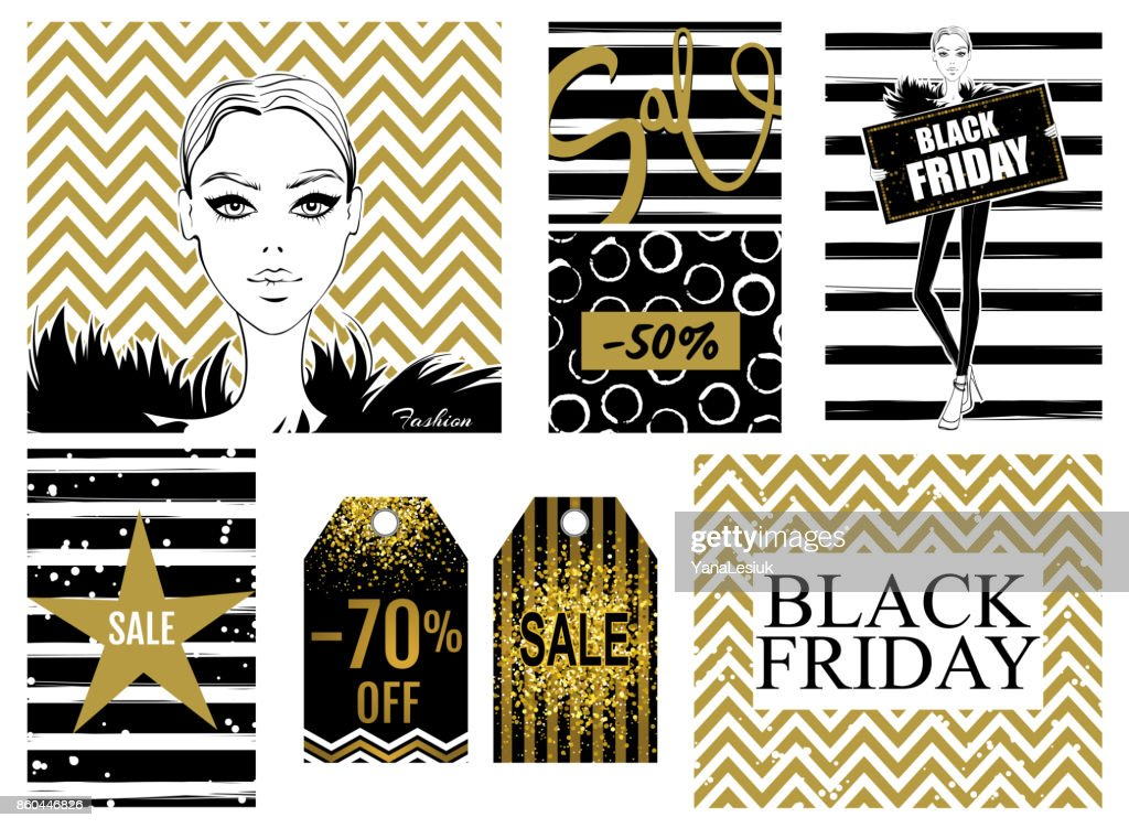 Collection with Black Friday sale banner