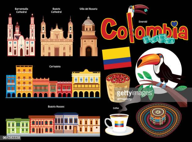 Colombia Symbols