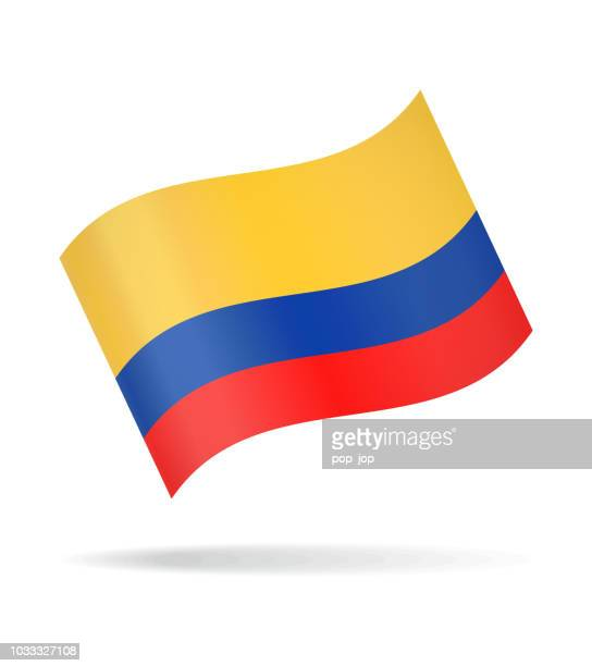 Colombian Flag Stock Illustrations And Cartoons Getty Images
