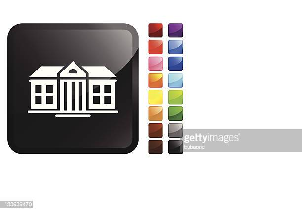 colonial mansion internet royalty free vector art