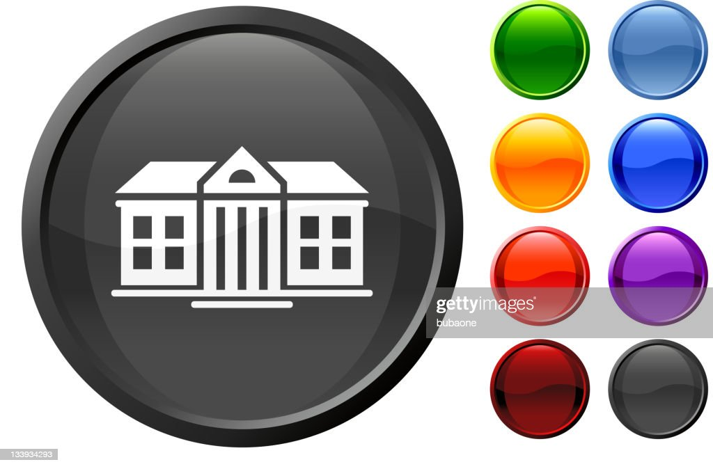 colonial mansion royalty free vector art