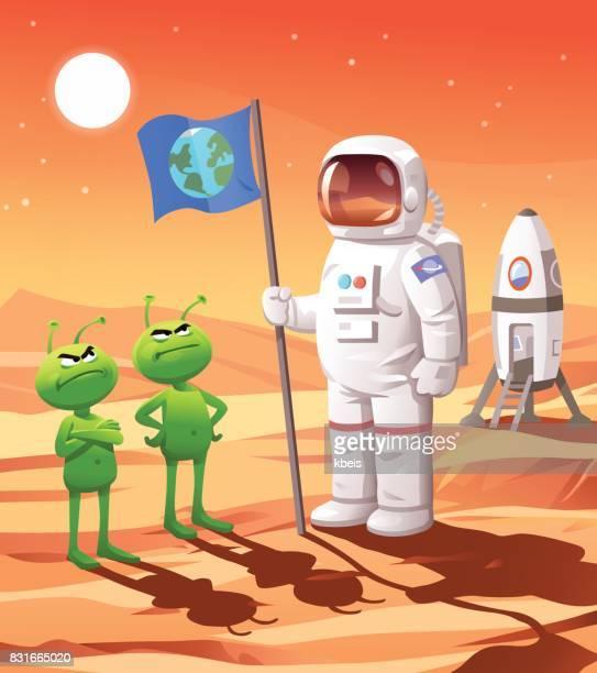 Colonizing Mars