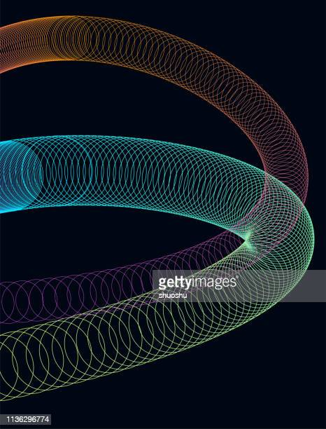 ilustraciones, imágenes clip art, dibujos animados e iconos de stock de fondo de patrón de tubería curva de mezcla de color - doble exposicion negocios