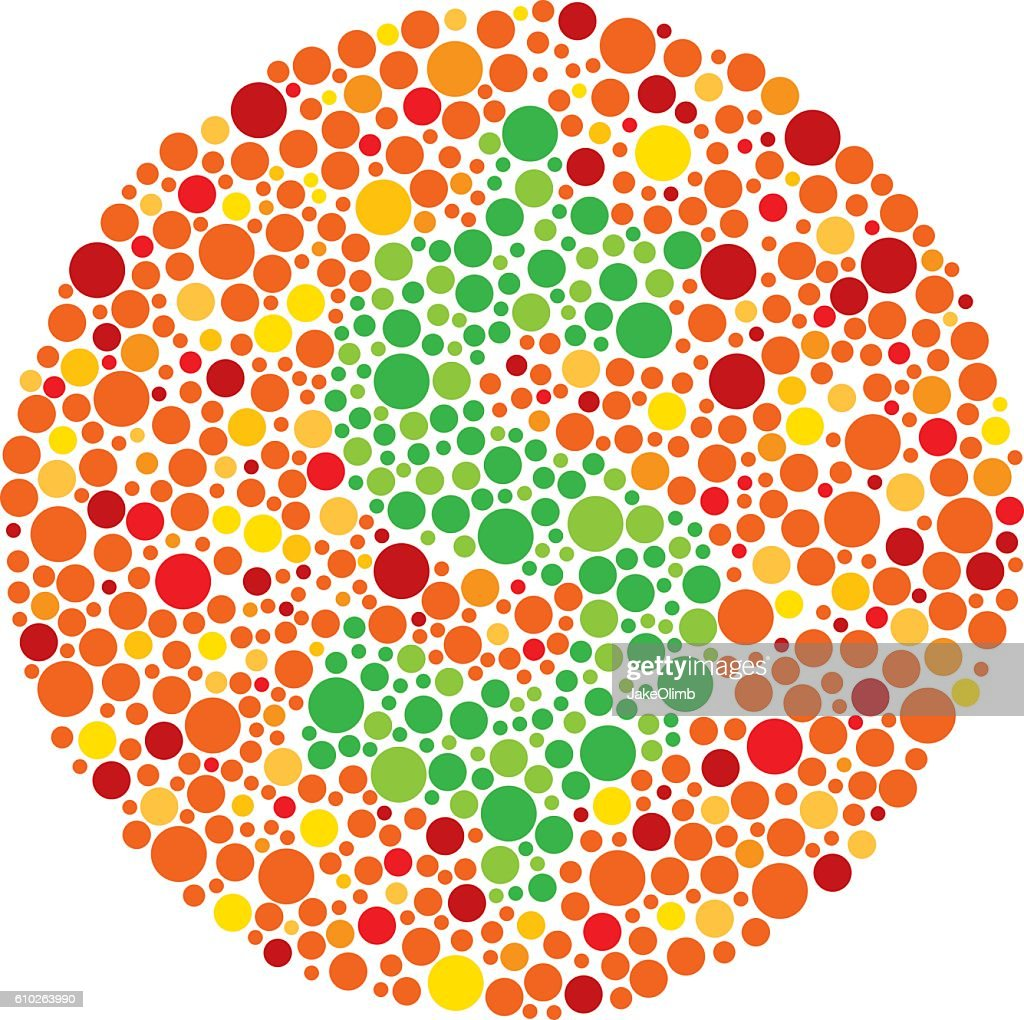 Color Blind Money Vector Art | Getty Images