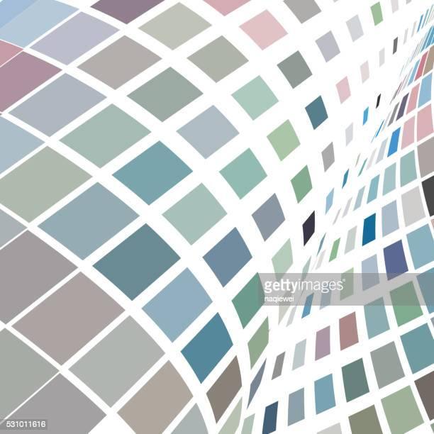 color check fold pattern
