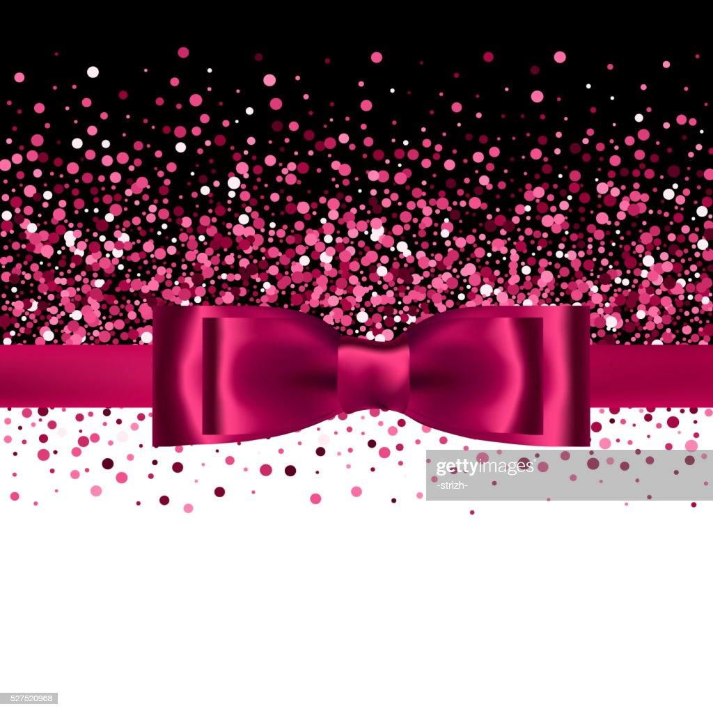 Color glitter background
