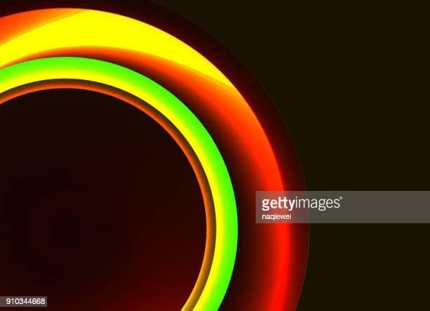ilustraciones, imágenes clip art, dibujos animados e iconos de stock de fondo de color degradado anillo - doble exposicion negocios