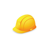 Color Icon - Hard hat