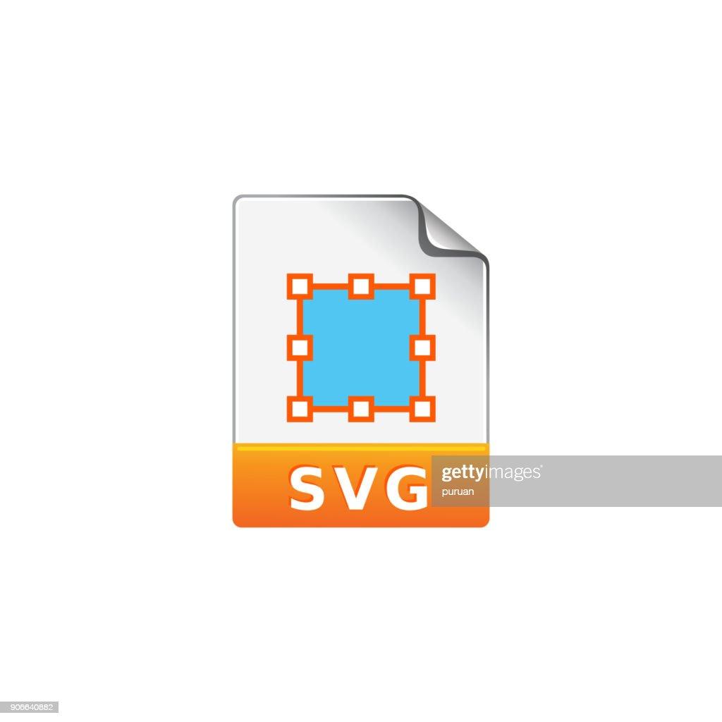 Color Icon - SVG file