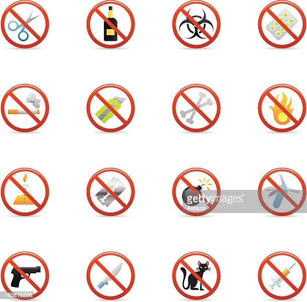 Color Icons - Airport Security