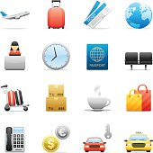 Color Icons - Airport