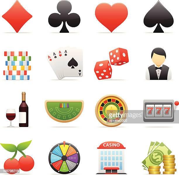Color Icons - Casino