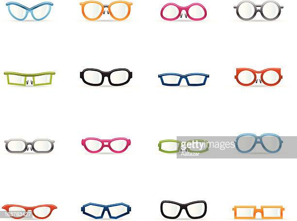 Color Icons - Glasses