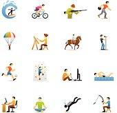 Color Icons - Hobbies