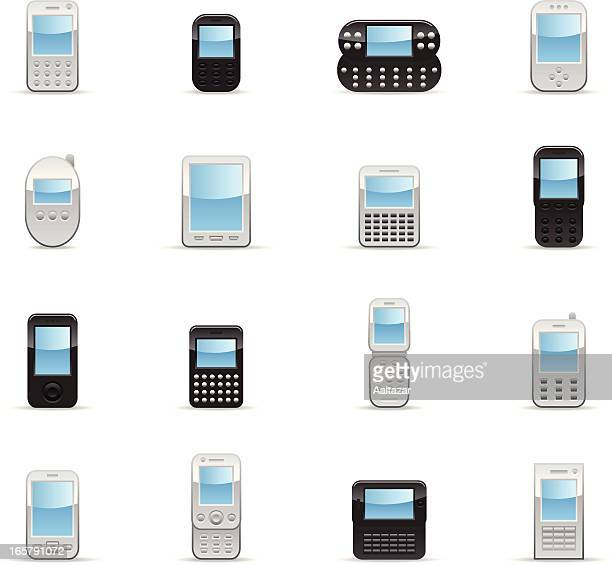 Color Icons - Mobile Devices