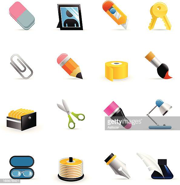 Color Icons - Office Assets