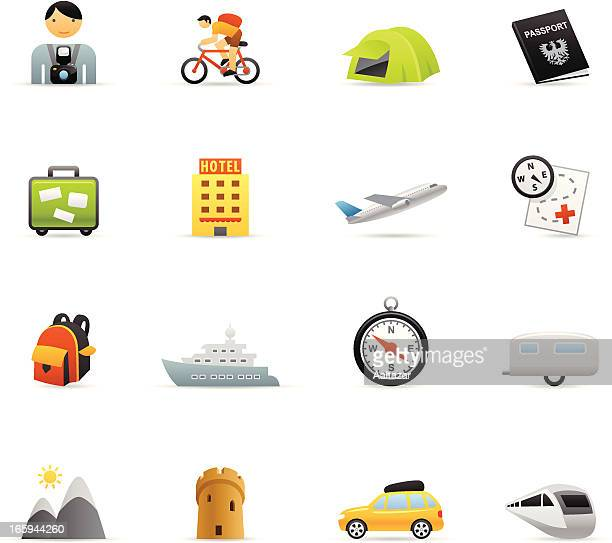 Color Icons - Tourism