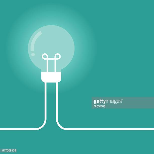 Color Lamp Bulb Idea