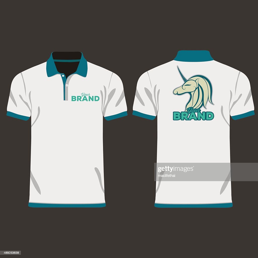 Polo Shirt Design Template Cdr