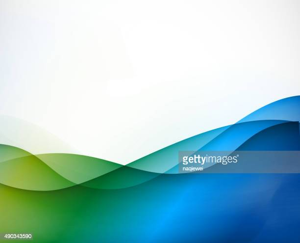 color ribbon pattern background