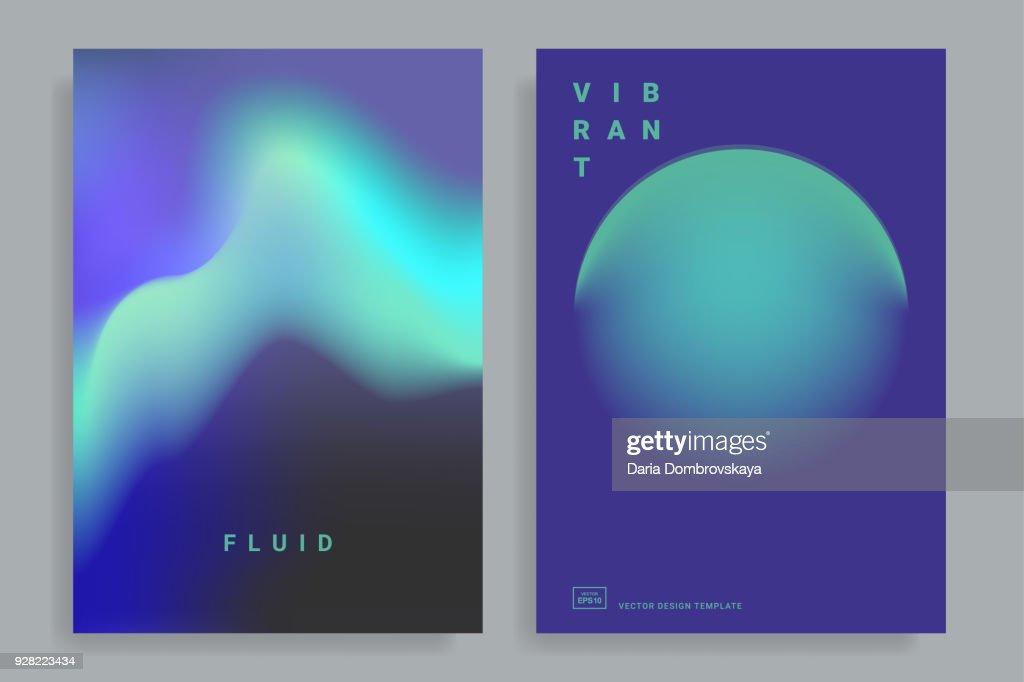 color vibrant gradient background