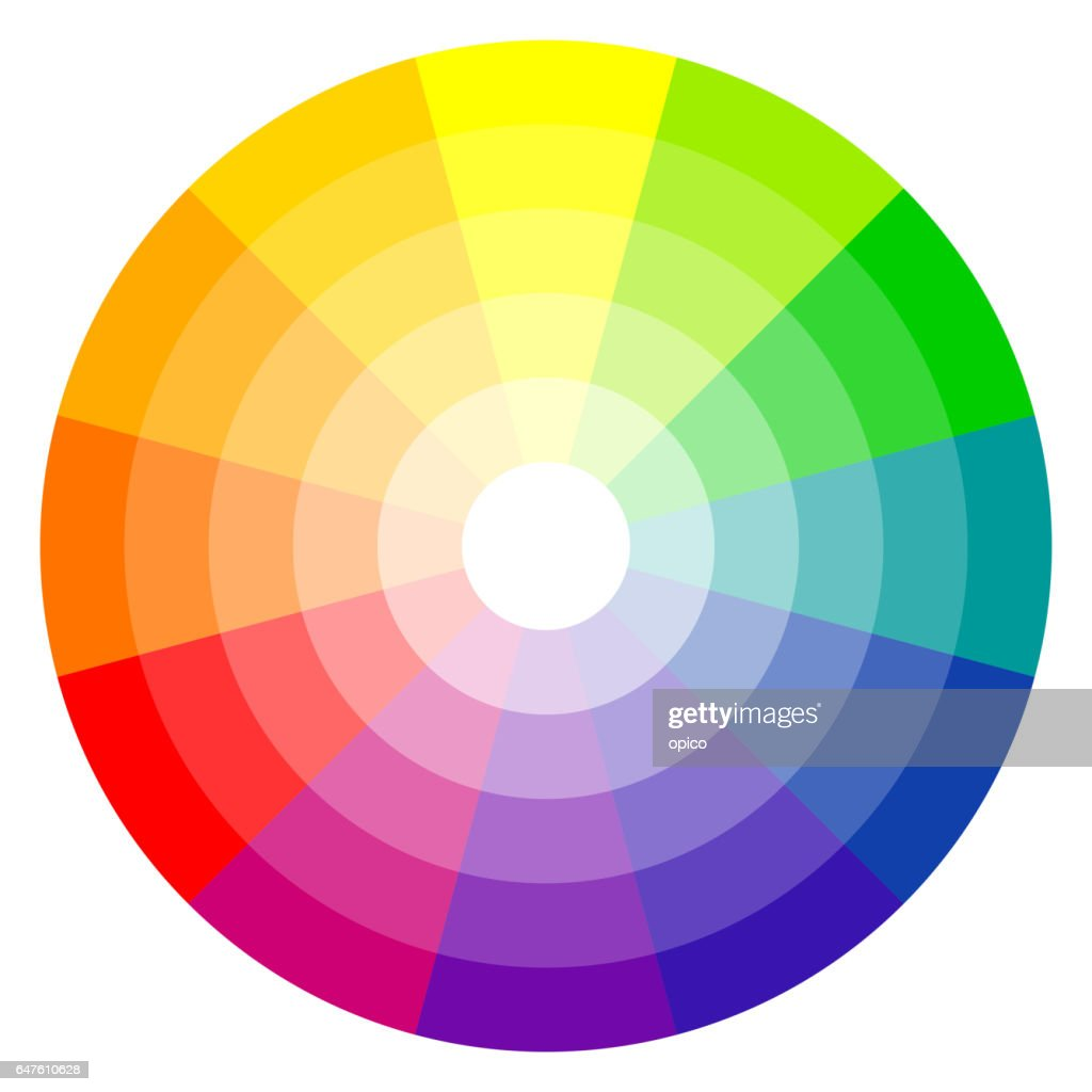 color wheel 12-colors