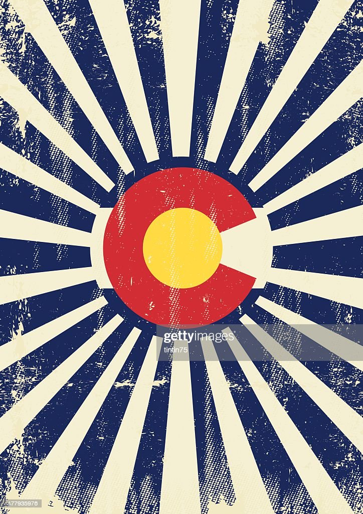 Colorado retro sunbeams