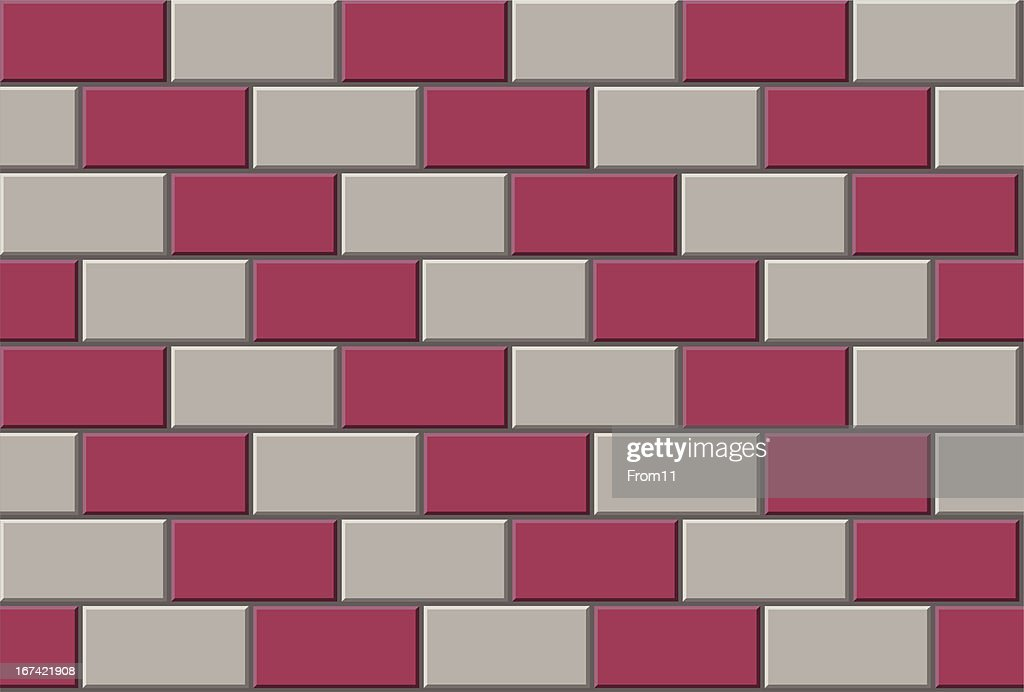 colored background of paving
