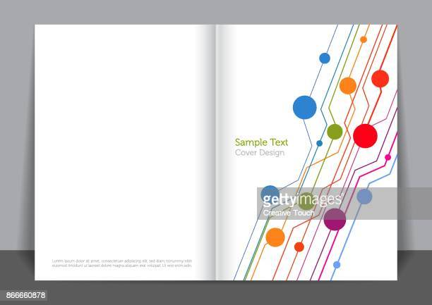 colored digitally cover design - covering stock illustrations, clip art, cartoons, & icons