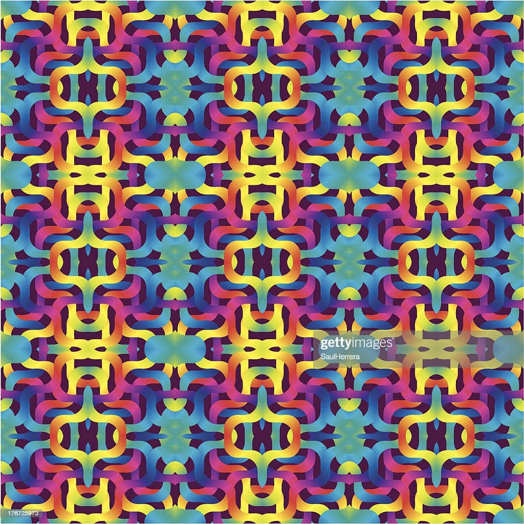Colored Pattern
