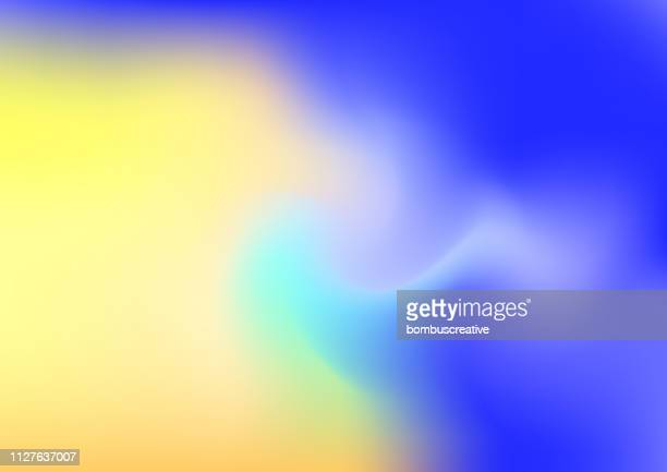 ilustrações de stock, clip art, desenhos animados e ícones de colorful abstract background - gradiente de cor