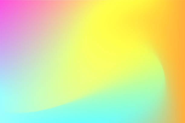 colorful abstract mesh background - pastel stock illustrations