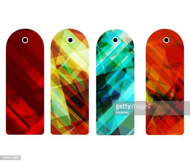 banner colorido para design