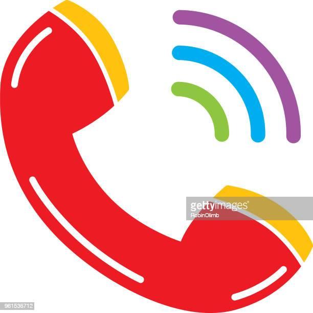 Colorful Call Icon