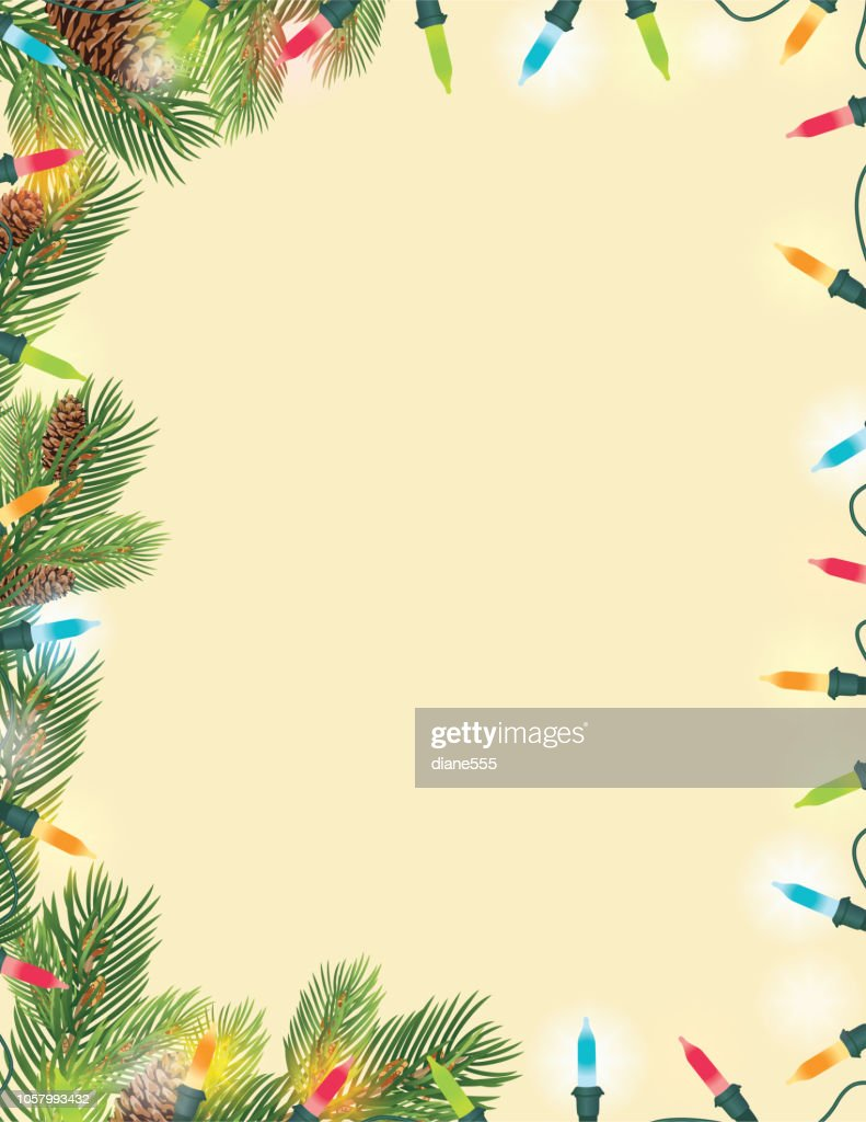 Colorful Christmas Lights Background.Colorful Christmas Lights Background Vector Art Getty Images