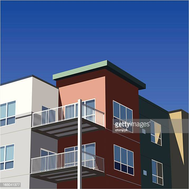 Colorful Condo (Vector)