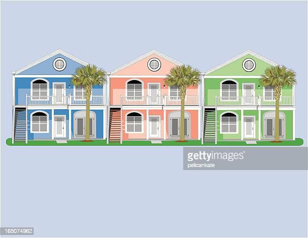 Colorful Condos