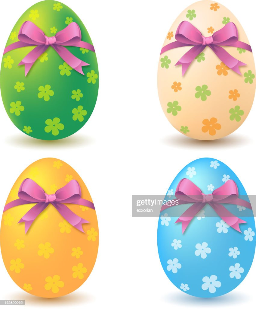 Colorful easter eggs symbol vector art getty images colorful easter eggs symbol vector art buycottarizona