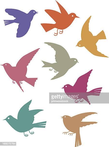 60点の鳥のイラスト素材クリップアート素材マンガ素材