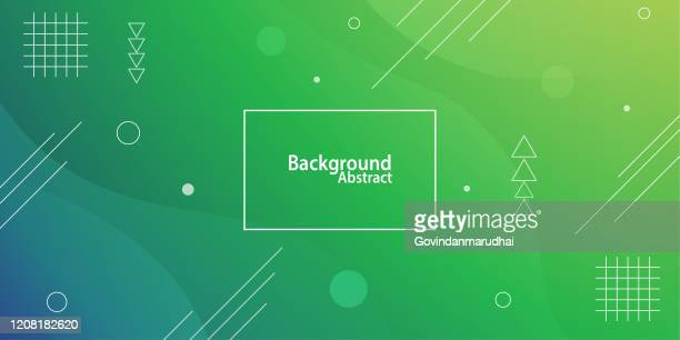 colorful geometric background fluid shapes - colored background stock illustrations